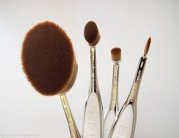 artis makeup brushes beauty point of view