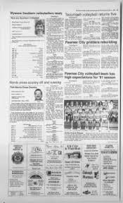 Beatrice Daily Sun from Beatrice, Nebraska on September 4, 1991 · 38