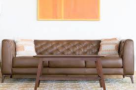 gallery of how to take care of your dream leather sofa still looks good