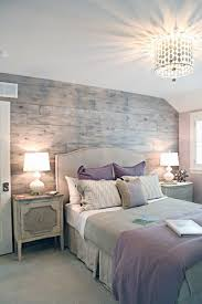 grey wall bedroom ideas. Perfect Wall Textures And Soft Lavender Color Pops Set The Mood In This Grey Bedroom For Wall Ideas A