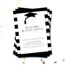 Free Graduation Announcements Ceremony Invitation Templates