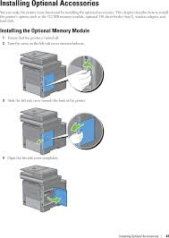 Dell C3765dnf Color Laser Printer Users Manual Users Guide
