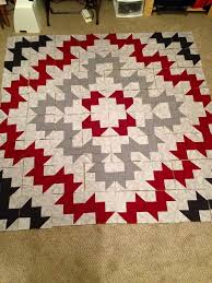 729 best Quilting - Patchwork images on Pinterest | Modern ... & Each 9 patch has 2 HST blocks and 7 square blocks. image only. Easy to make  in any size. Adamdwight.com