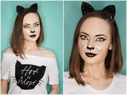 easy cat makeup tutorial inside how to do cat makeup for 3681