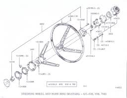 Image of templates steering wheel parts diagram large size