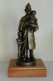police lost and found statue