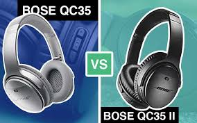 bose 35 ii. we cover the main differences between bose qc35 vs ii. 35 ii