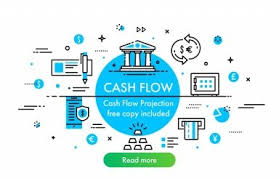 How To Do A Cash Flow Projection Cash Flow Projection Excel Template 9 Weeks