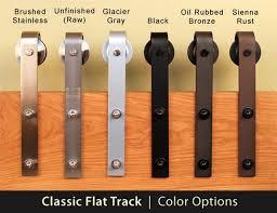 stanley sliding barn door hardware kits page