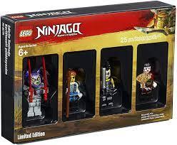 bekannt Lego Bricktober 2018 - 5005257 - Ninjago Masters of Spinjitzu  Exclusive Figuren: Amazon.de: Spielzeug