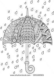 Small Picture I love Autumn An Umbrella and Leaves Fashion Umbrella Style