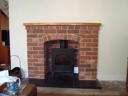 Fire place and wood burner