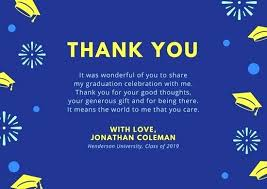 Free Online Thank You Card Free Thank You Card Template Graduation Postcards Walgreens Twood Pro