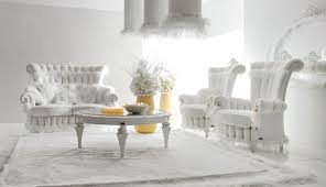 Fancy All White Living Room With White Living Room Hsfenergy