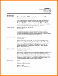 Sample Social Work Resume Template Best Of 16 Objective Statement