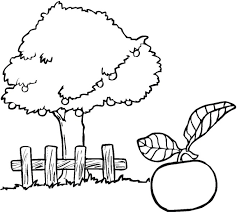 Small Picture Tree With Roots Coloring Page Coloring Coloring Pages