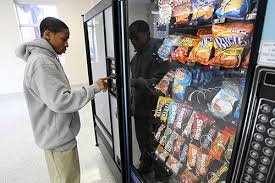 Vending Machine Operator Jobs Inspiration Making Time To Improve Snack Choices At Vending Machines Food