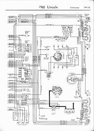 1965 lincoln continental wiring diagrams image details 1965 lincoln continental wiring diagrams