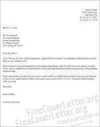 Buyer Cover Letter Sample