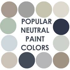 popular neutral paint colorsPopular Neutral Paint Colors That Are Far from Boring  Rhiannons