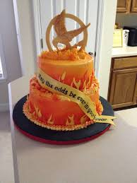 really cool hunger games cakes. Simple Really I Hope This Isnu0027t A Wedding Cake Mean Thereu0027s Just Something About In Really Cool Hunger Games Cakes R