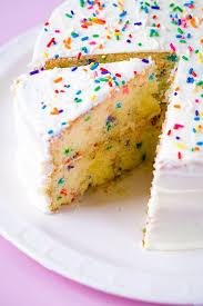 gluten free funfetti cake recipe