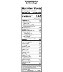 13 i nutrition labels on the outer label of packages of s that conn two or more separately packaged foods that are intended to be eaten