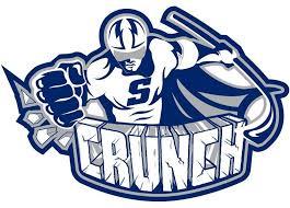 crunch unveil new logo