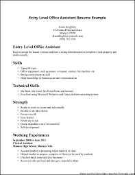 Clerical Resume Templates Delectable Objective Resume Samples Objective For Clerical Resume Admin Clerk