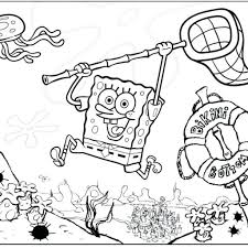 Coloring Pages Nickelodeon Characters With Nick Cartoon 11 G Full