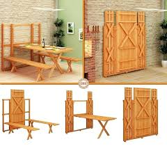 fold out table from wall australia space saving down picnic fold out tables from wall
