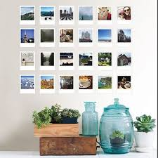 picture of snapshot frames wall art kit