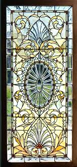 stained glass stickers stained glass decal for windows door wall sticker stained glass with bevels self