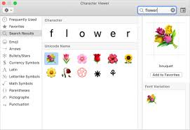 alt code keyboard shortcuts for flower