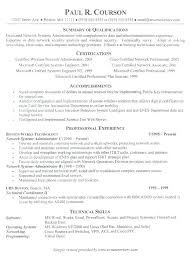 Sample Resume Microsoft Word Best Free Information Technology Resume Templates Microsoft Word Sample