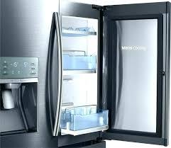 samsung refrigerator filter change. Samsung Fridge Filter Change Ice Maker Showcase Refrigerator Cu Ft 4 Door French Black Best .