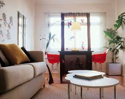 wohnzimmer ideen round coffee table the eye catcher in your living room