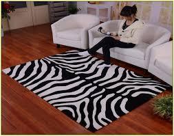 zebra print area rugs animal print rugs
