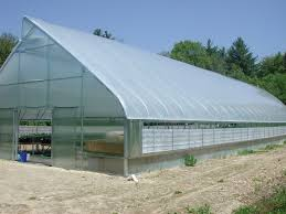 selecting and building a commercial greenhouse free standing greenhouse with roof vent