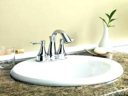 vessel sinks and faucets sink faucet combo bathroom medium size home depot canada delta s