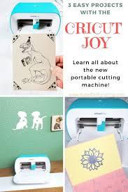 three easy cricut joy projects to make