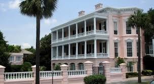 Charleston South Carolina Palmer Home View SC Inns