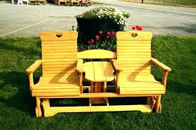patio glider swing outdoor chair for porch best of plans minimalist free wooden swings gliders bench