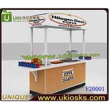Mobile Display Cabinet Hot Selling High Quality Mobile Food Cart In Street Mobile Food