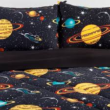 space sheets twin