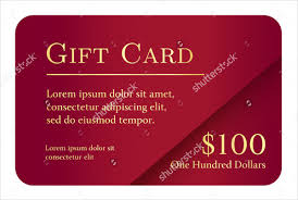 gift card template 8 vintage gift card templates free psd vector eps png format