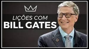 BILL GATES: 7 lições de vida com o fundador da Microsoft - YouTube