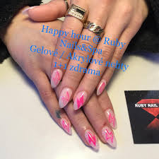 Ruby Nails Spa At Rubynailspraha Instagram Profile Picdeer