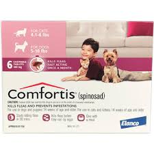 what is comfortis.  What For What Is Comfortis S