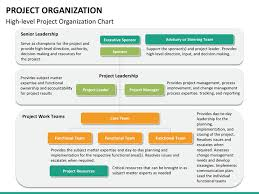 Project Organization Chart Extraordinary Project Organization Chart Travel Agency Simple Project